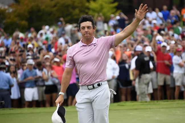 Rory McIlroy won the Tour Championship