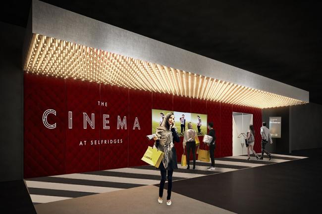 Selfridges to open permanent cinema at flagship London store