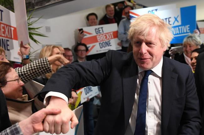 Prime Minister Boris Johnson will be juggling campaigning with hosting world leaders in London for the Nato summit (Stefan Rousseau/PA)