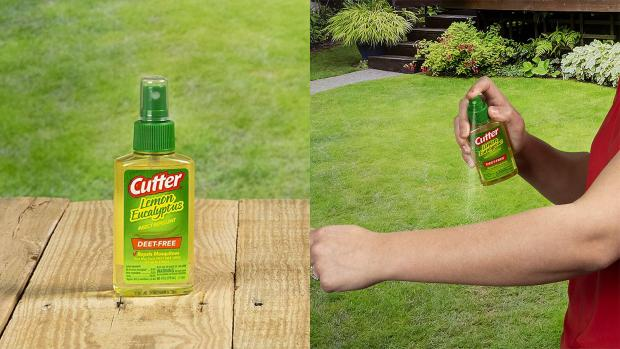 Redhill And Reigate Life: Ditch the horrible smelling insect repellents for one that's fragrant and offers up to six hours of protection. Credit: Cutter