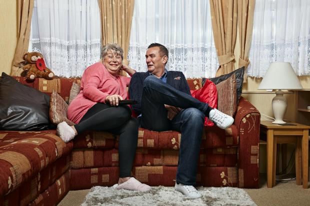 Redhill And Reigate Life: Jenny and Lee. Picture: Channel 4