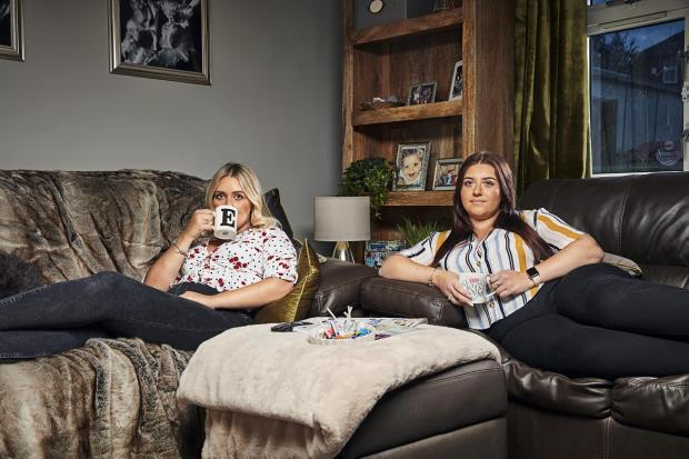 Redhill And Reigate Life: Ellie and Izzi. Picture: Channel 4