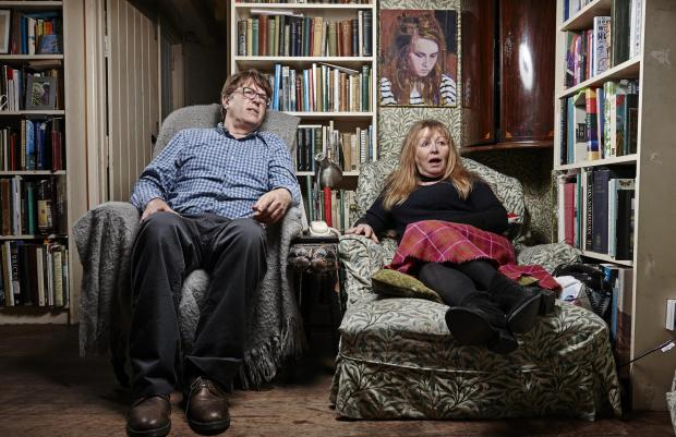 Redhill And Reigate Life: Giles and Mary. Picture: Channel 4