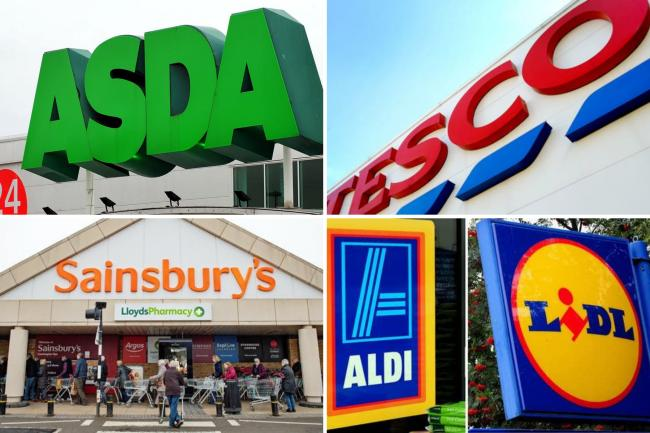 Tesco, Asda and Morrisons among supermarkets issuing urgent products recalls. (PA)