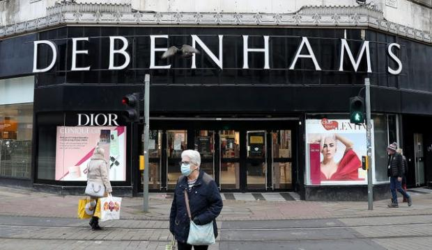 Redhill And Reigate Life: Boohoo bought the Debenhams brand and website for £55 million. (PA)