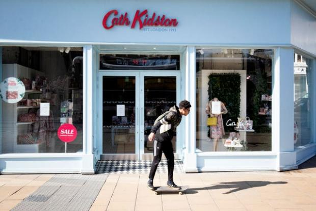 Redhill And Reigate Life: Cath Kidston tumbled into administration in April after a downturn in profitability. (PA)