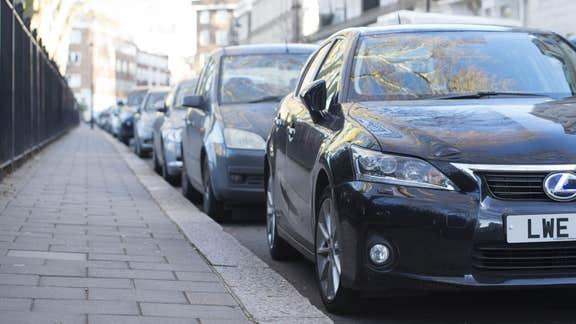 You could face £70 fine for parking outside of your home under new laws. (PA)