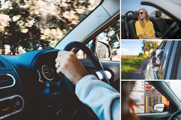8 driving laws you are probably breaking without realising. (Canva)