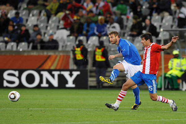 Redhill And Reigate Life: Italy Paraguay World Cup