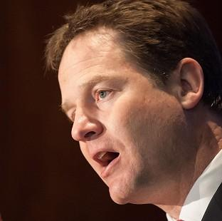 Nick Clegg says giving greater powers to cities will help create jobs