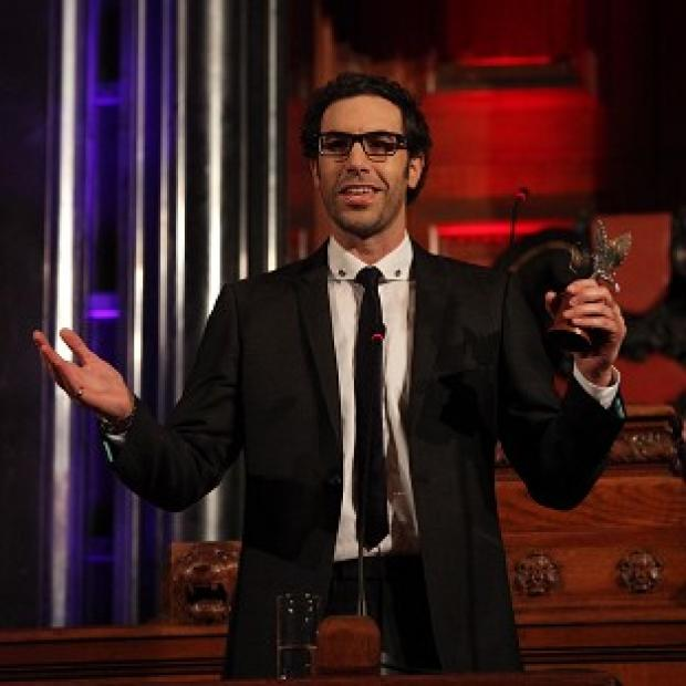 Sacha Baron Cohen is working on a spy spoof