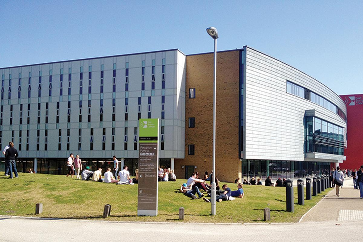 East Surrey College receives
