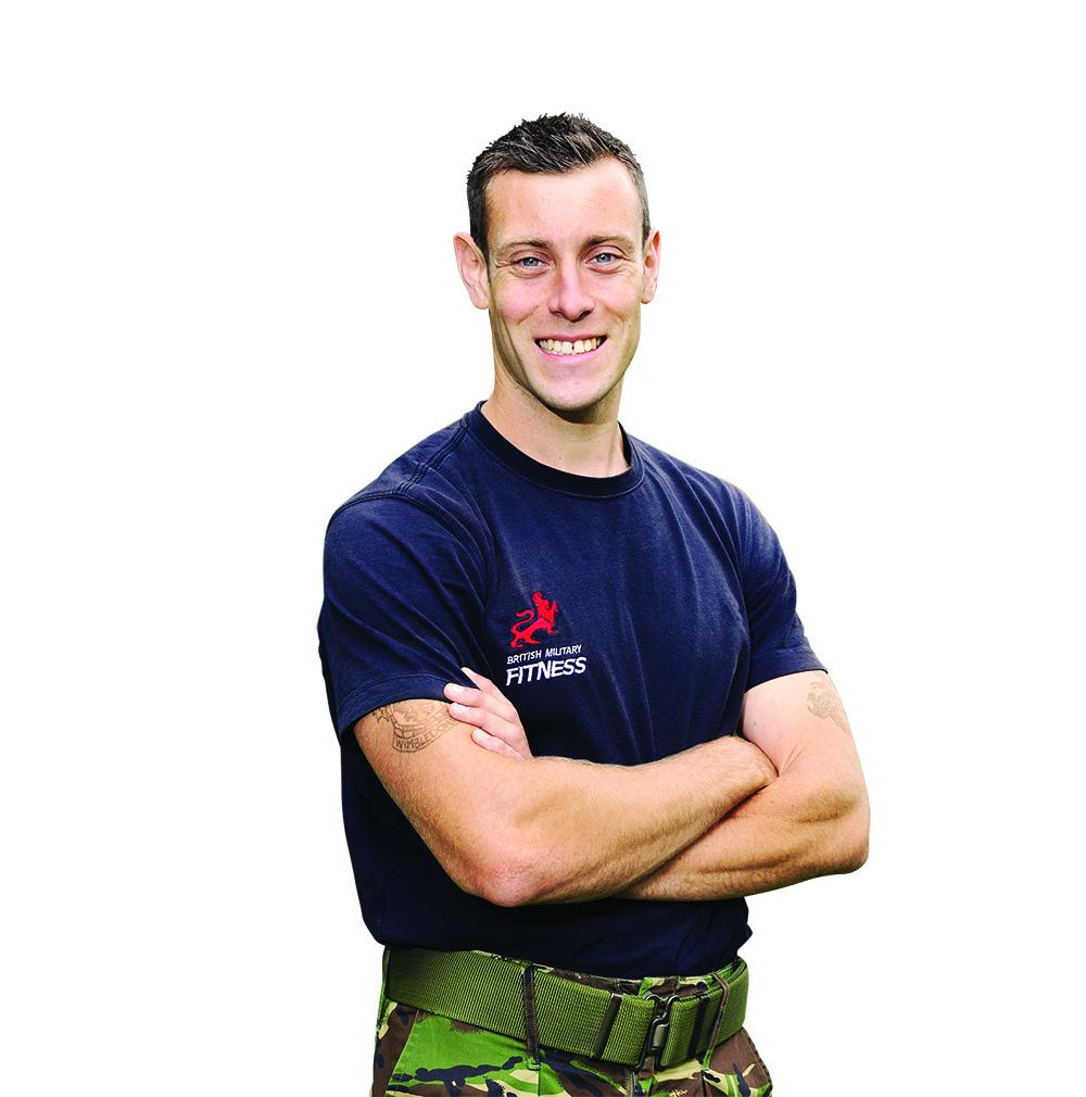 Fitness instructor nominated for national award