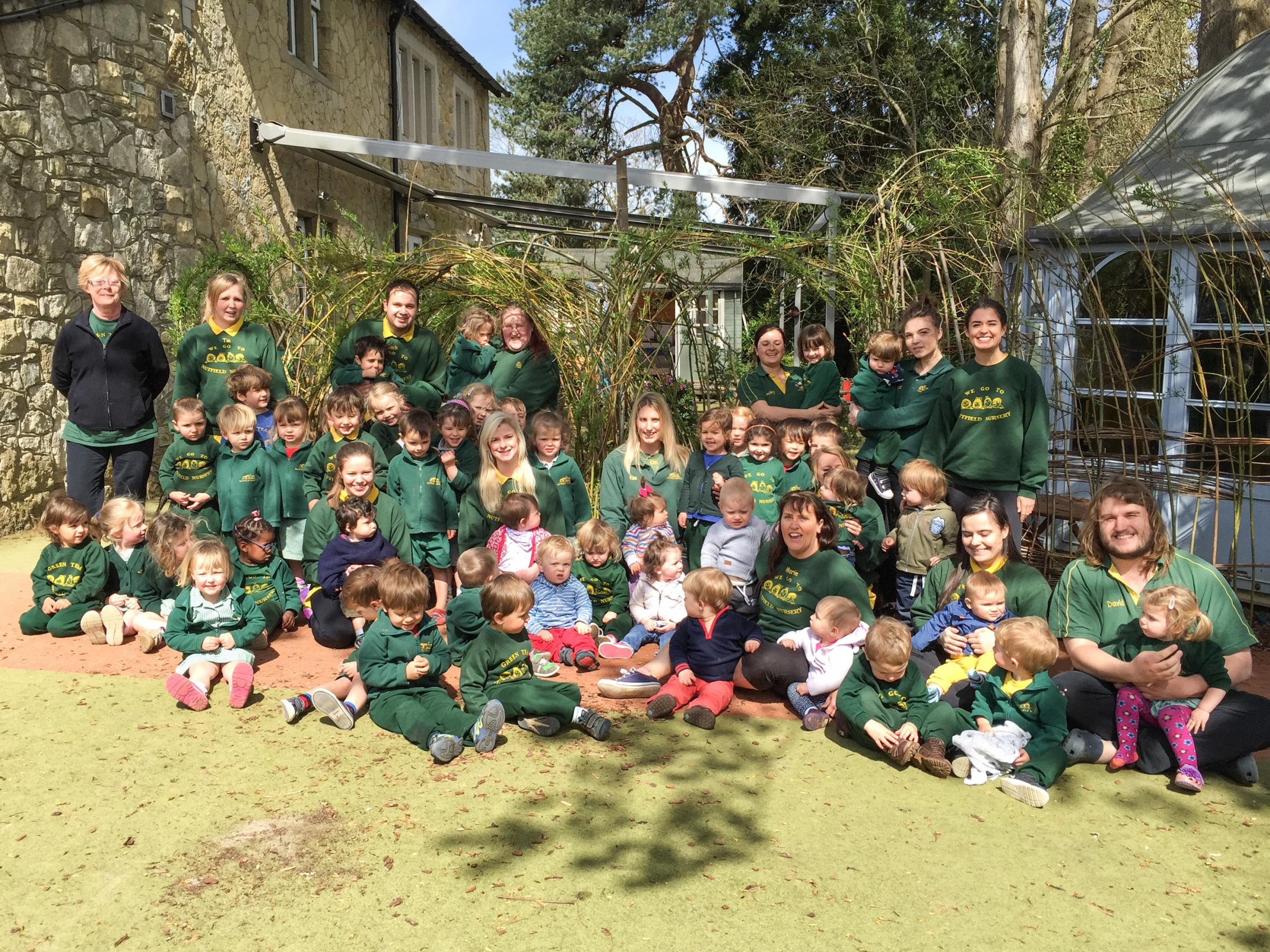 Redhill nursery wins award for being rated 9th in the UK