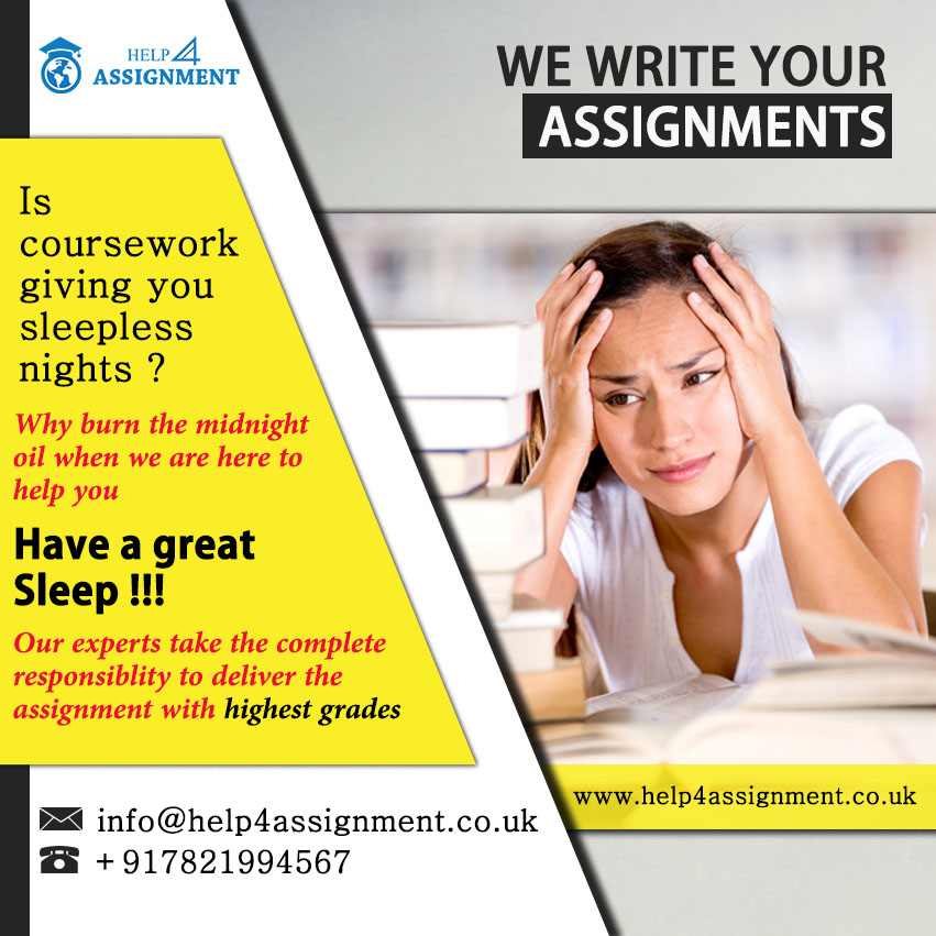 Online coursework writing service UK