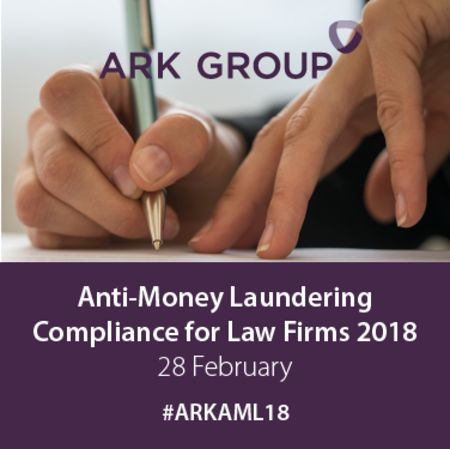 Anti-Money Laundering Compliance for Law Firms 2018