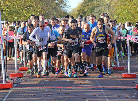 Greenwich Park 10k Winter Series - Race 2 - January