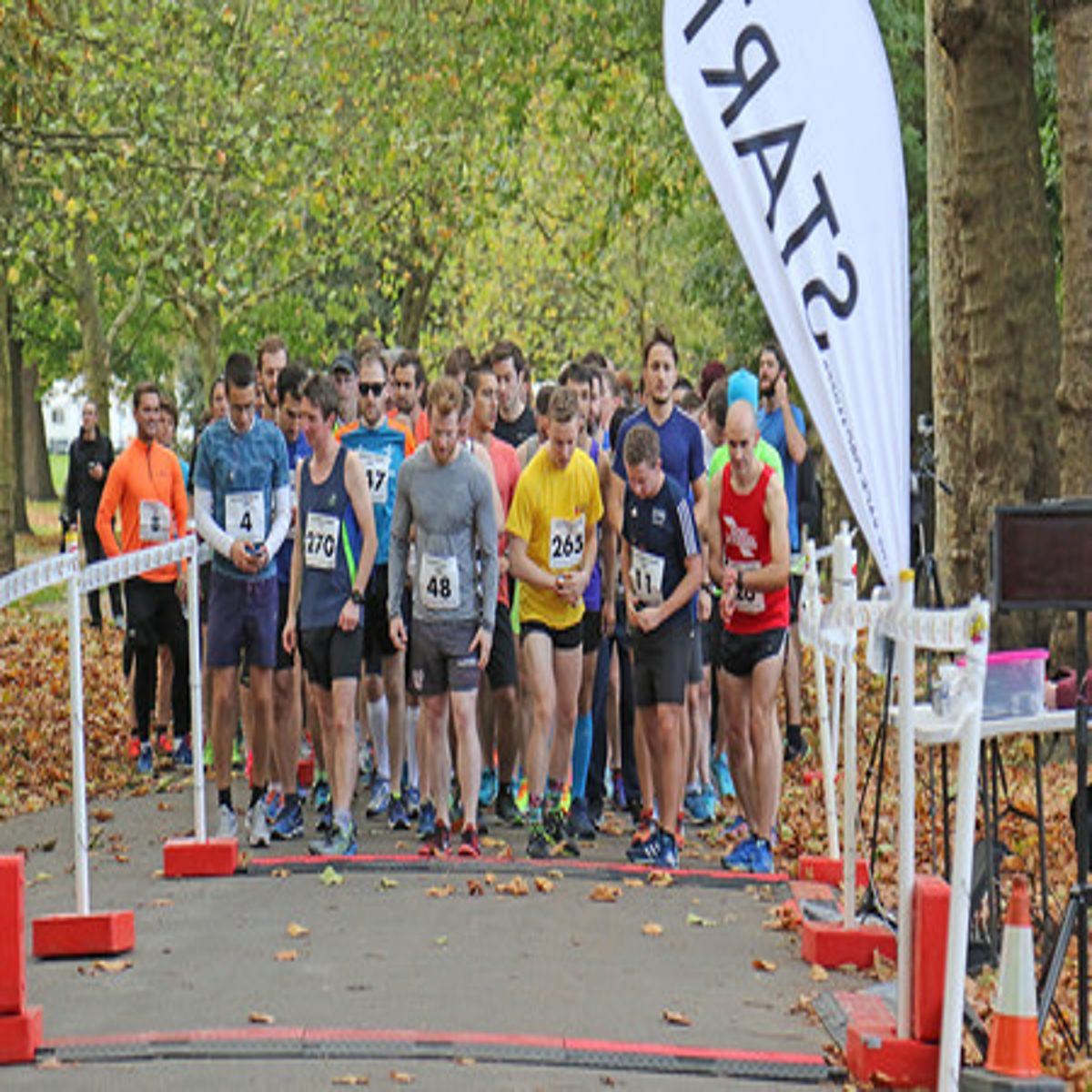Victoria Park 10K Winter Series - Race 2 - February