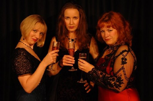 Epsom Light Opera Company perform The Witches Of Eastwick