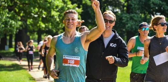 Run Richmond Park 5k and 10k Race 1