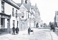 The Huntsman in Redhill High Street was first