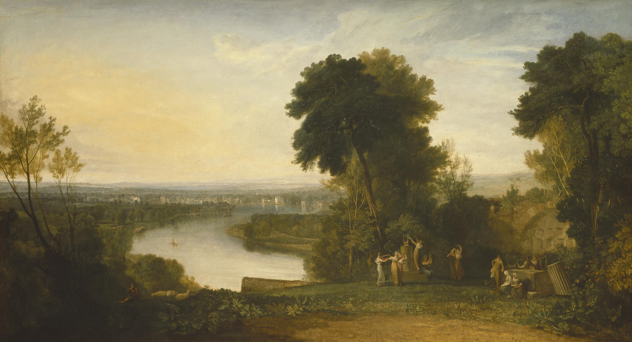 J.M.W. Turner and 'the Matchless Vale of Thames'