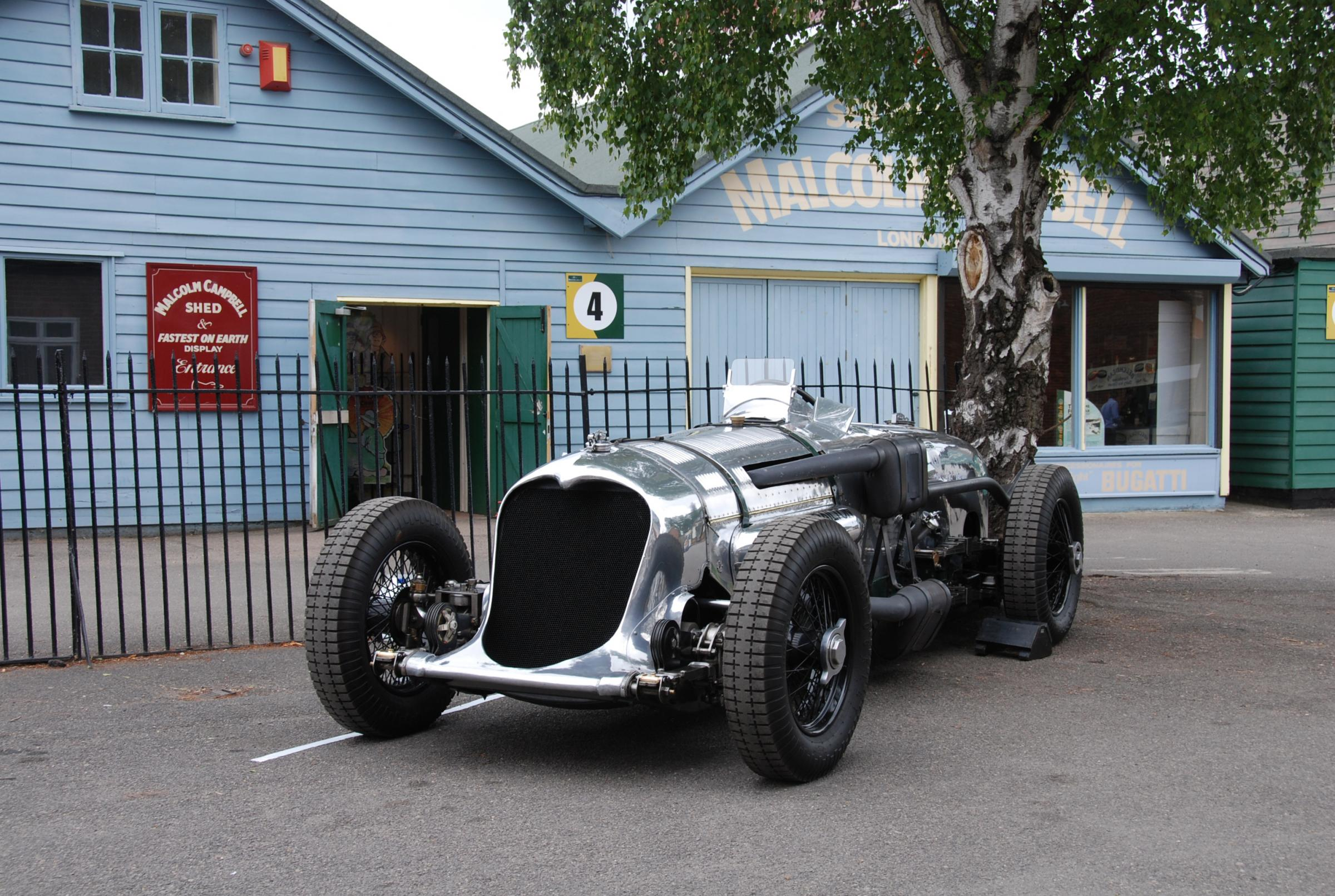 Discover Surrey Tour: Brooklands Museum and The Lightbox