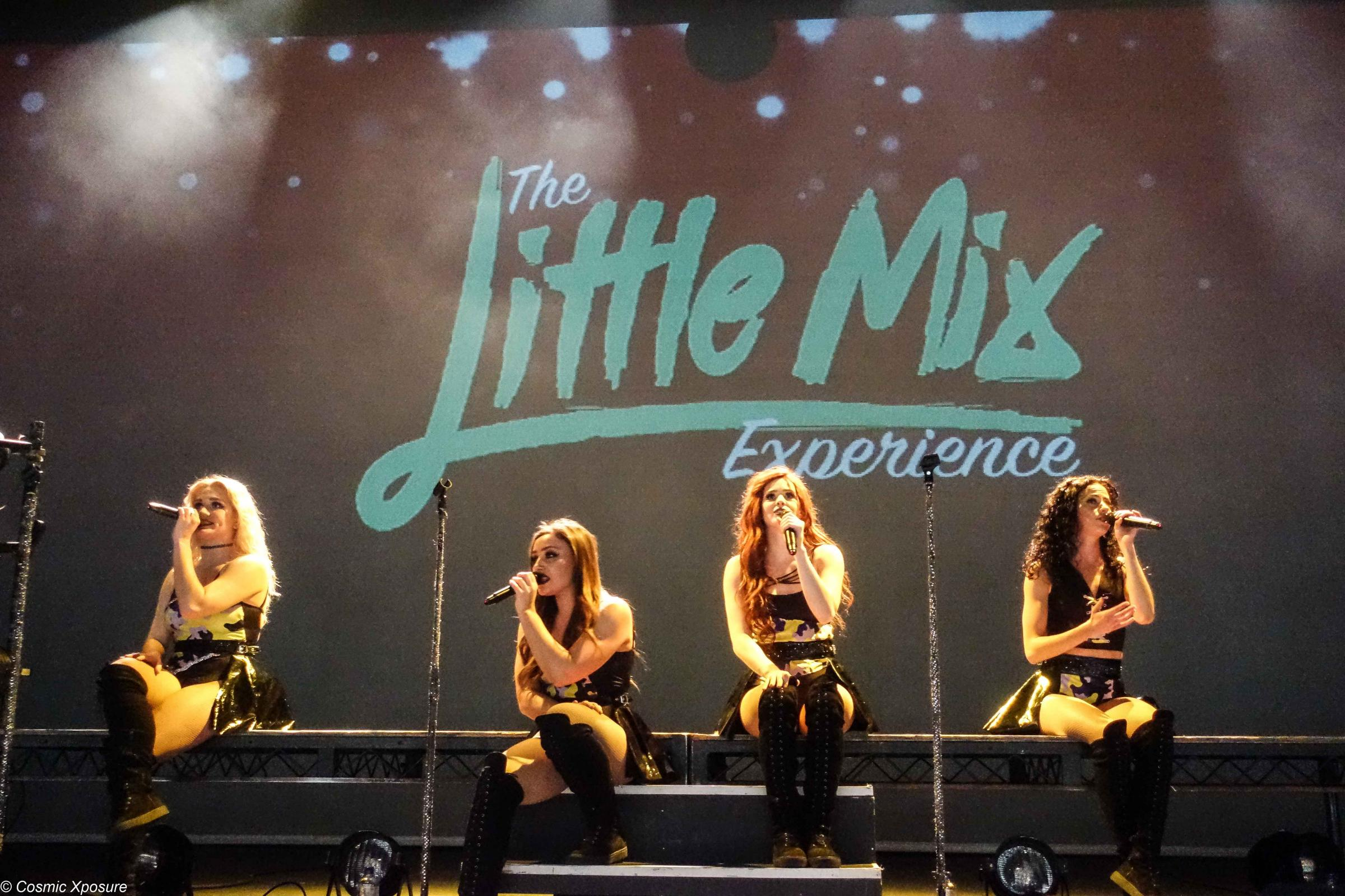 The Little Mix Expereience
