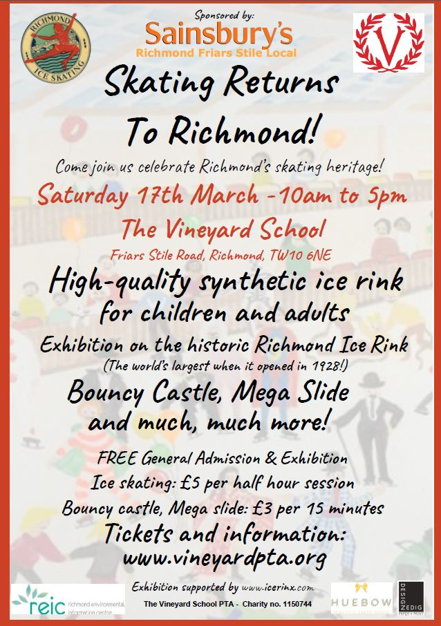 Richmond Skating - Ice skating returns to Richmond!