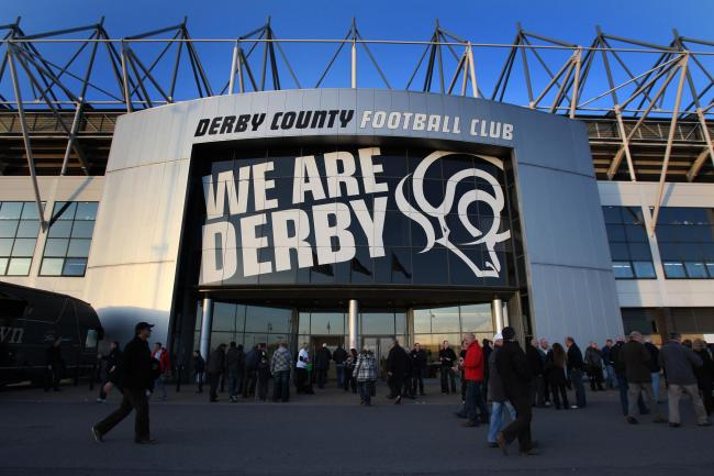 Derby have claimed the individual removed from their training ground was a member of staff at Leeds